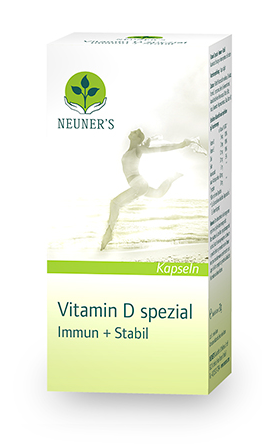 Vitamin D spezial Kapseln