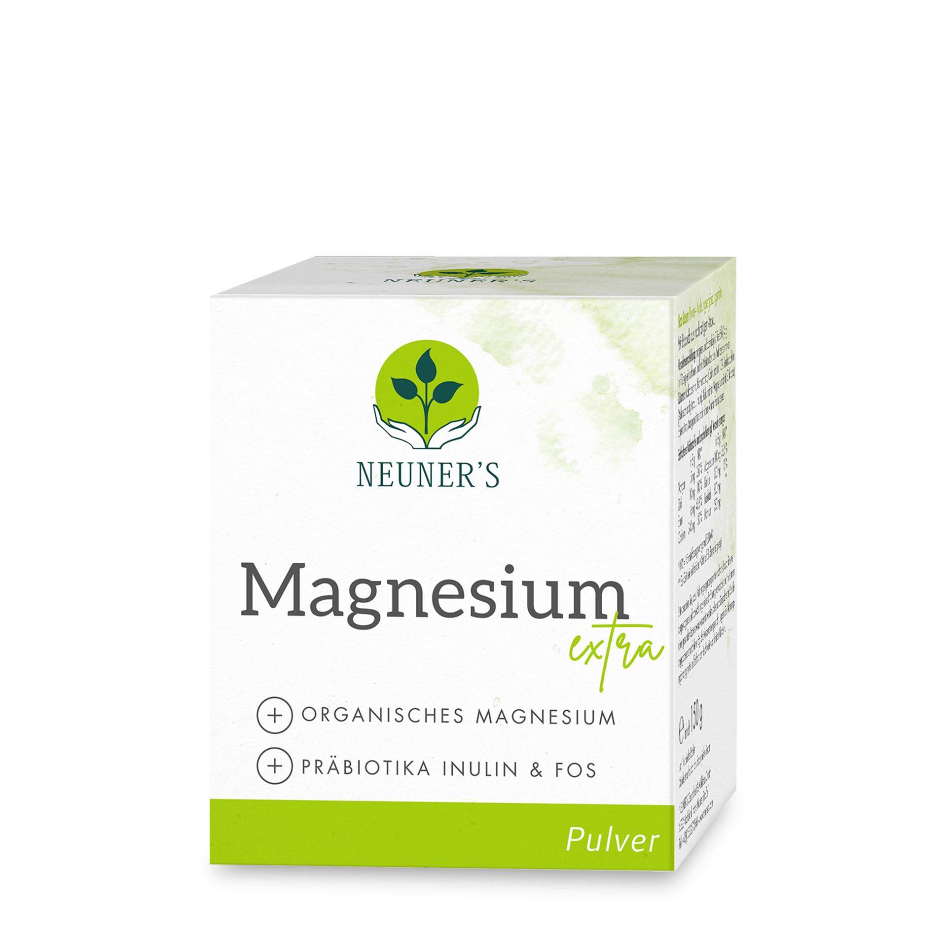 Magnesium extra Pulver