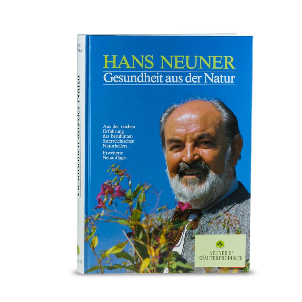 """Buch """"Gesundheit aus der Natur"""""""