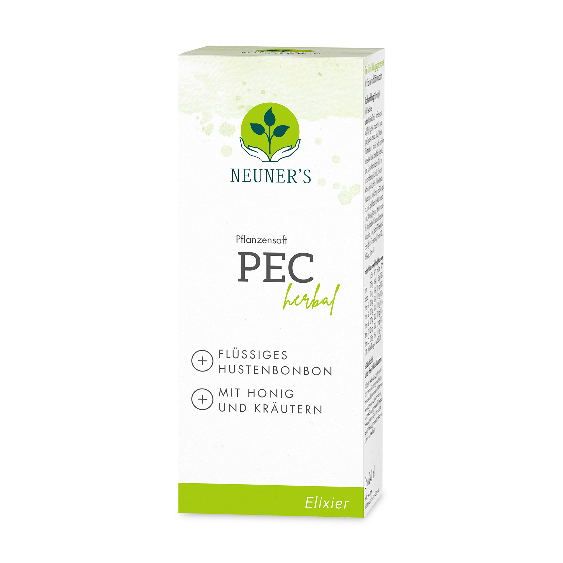 PEC herbal Hustensaft