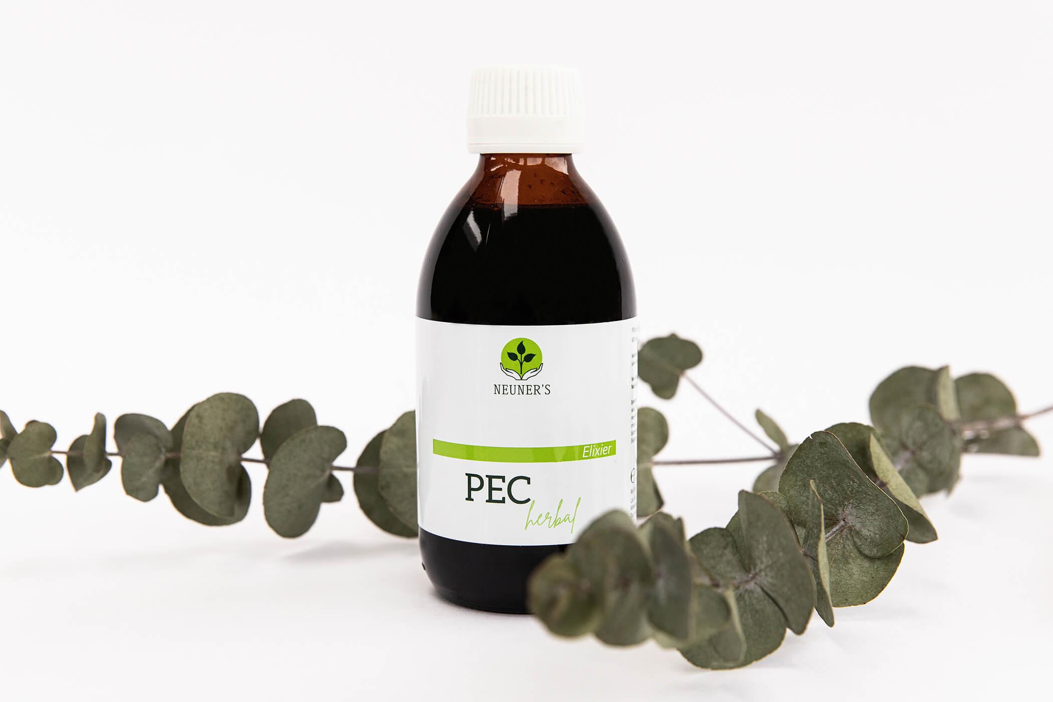 PEC herbal Hustensaft
